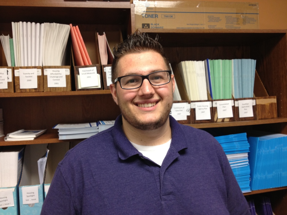 Meet Our Interns: Michael Sarna