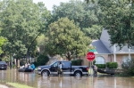 Flooding Damage in the Briar-Forest Energy Corridor of Houston, TX: Revolution Messaging/Arun Chaudhary